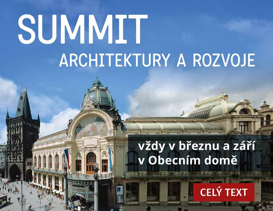 Summit architektury a rozvoje