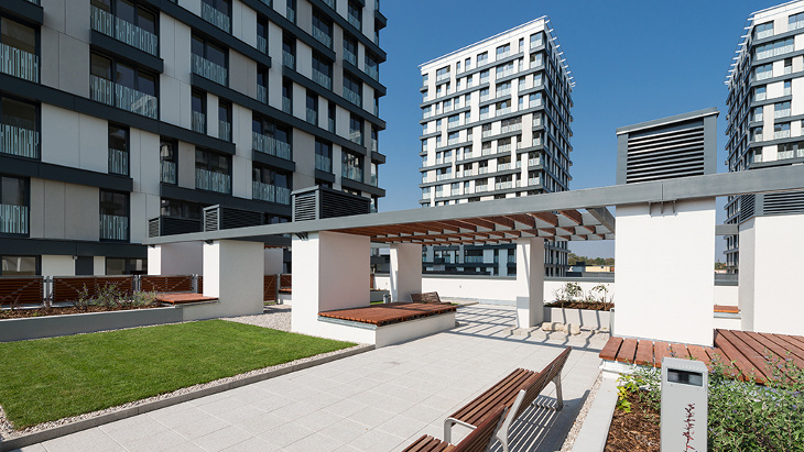 Unique New Apartments In The Center Of Prague. Luxury Living At An  Affordable Price
