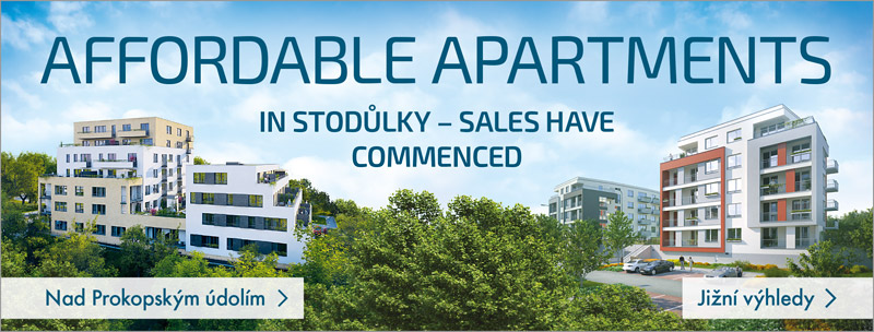 Affordable apartments in Prague 5 - Stodůlky