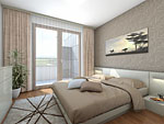 Interior visualization - Bedroom
